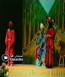 دانلود نمایش کمدی سلطان و سیاه